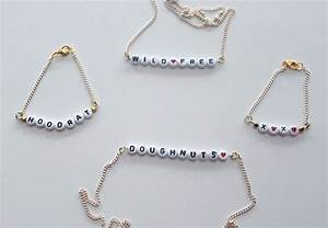 1000 images about crafts sewing on pinterest shadow box With make your own bracelet with letters