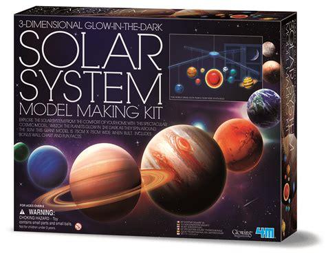 solar system model making kit  educational resources