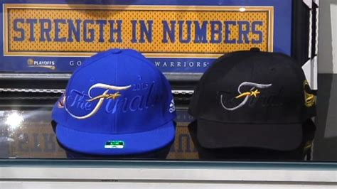 7 On Your Side: How to spot fake Golden State Warriors gear   abc7news.com