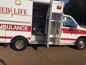 2003 Ford Ambulance For Sale Used Trucks On Buysellsearch
