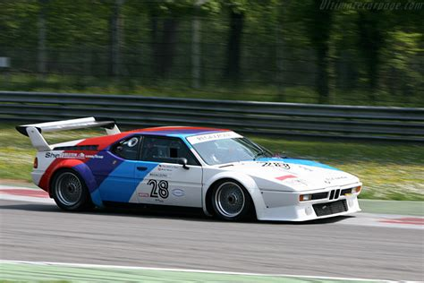 BMW M1 Group IV - 2008 Le Mans Series Monza 1000 km