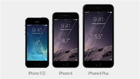 size of iphone 5 iphone 5s vs iphone 6 comparison preview tech advisor