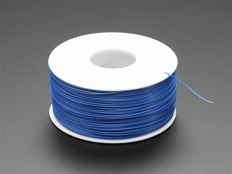quot wire wrap quot thin prototyping repair wire 30awg blue 187 circuit help