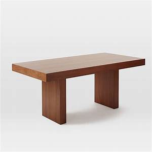Terra dining table west elm for Terra dining table