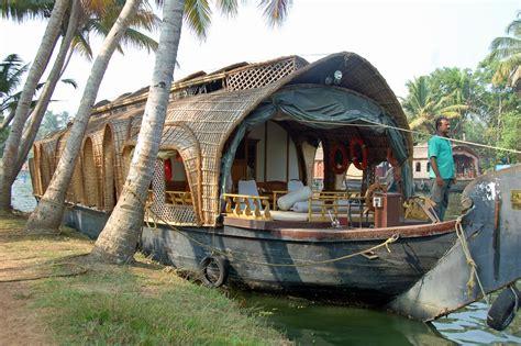 Houseboat Ernakulam 301 moved permanently