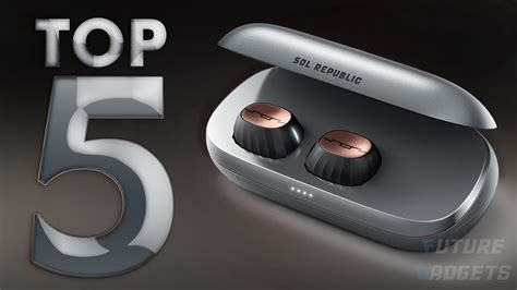 top 5 best wireless earphones 2019 truly wireless earbuds youtube