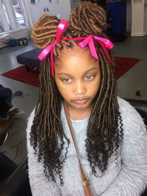 hair styles for teenagers here s how you can install goddess faux locs on 2912