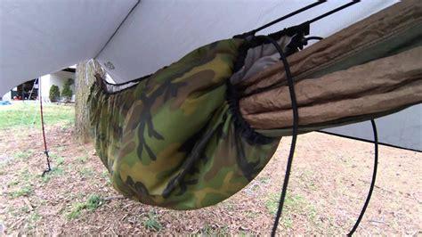 Diy Hammock Underquilt Sleeping Bag by My Diy Hammock Underquilt Doovi