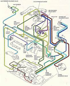 2001 Mazda Tribute Engine Diagram