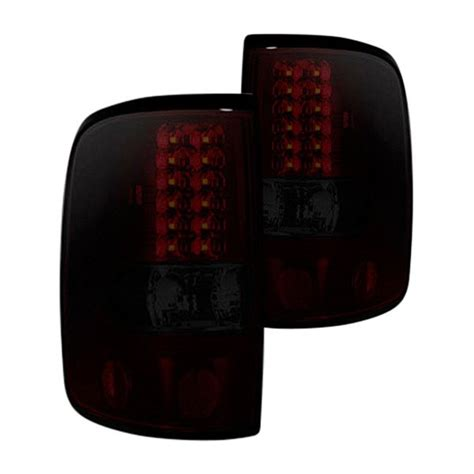 2005 ford f150 led tail recon 264178rbk ford f 150 2005 black red smoke led