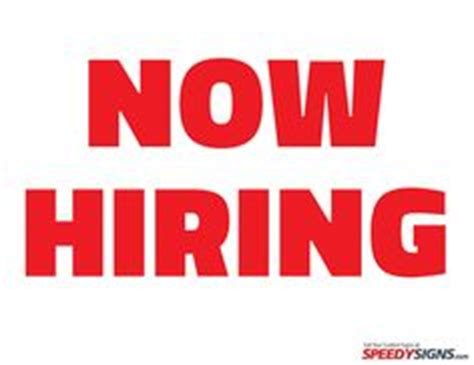 now hiring template 1000 images about free printable signs on templates signs and property