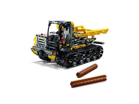 lego  ab  technic raupenlader im brickmerge