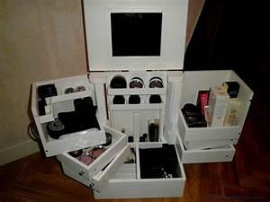 Boite Rangement Maquillage Ikea : commode rangement maquillage ~ Dailycaller-alerts.com Idées de Décoration