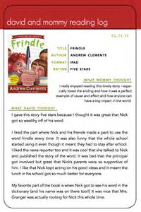 Pictures From Book Frindle