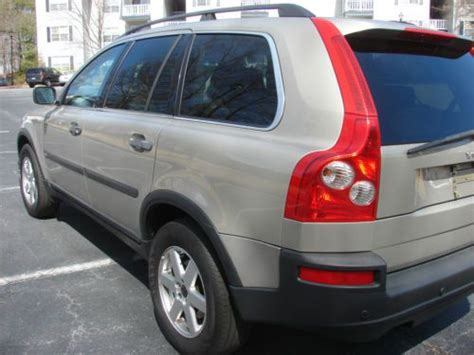 2004 Volvo Xc90 Problems by Sell Used 2004 Volvo Xc90 2 5t 4 Door 2 5l In Atlanta