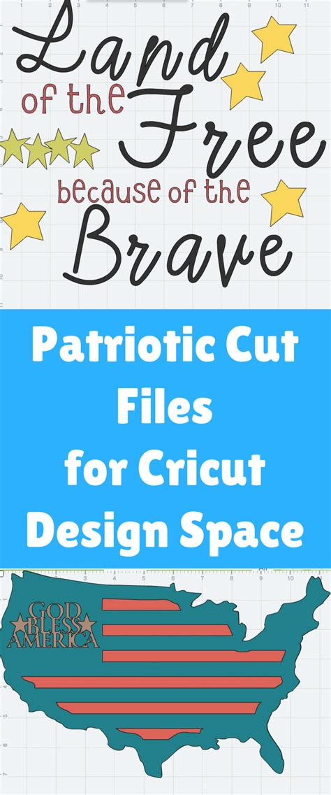 Free arrow feather vector download in ai, svg, eps … download shabby halloween digital backgrounds svg. Two Free Cricut Patriotic Cut Files - Clarks Condensed