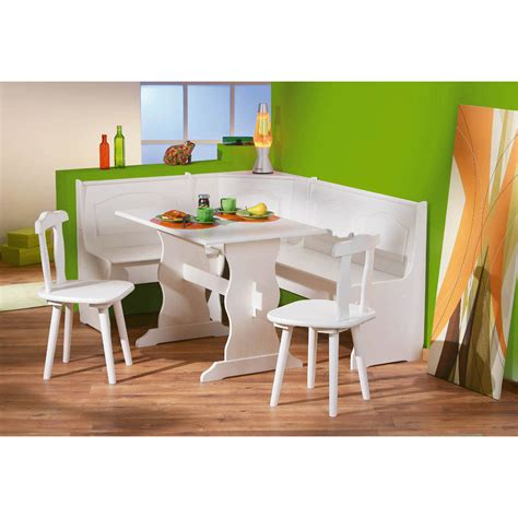 coin cuisine coin repas table rectangulaire chaise banc banquette