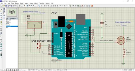Arduino Mosfet Current Control With Pwm Electrical