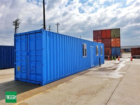 Mobile Container Offices