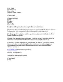 free resume template for word 2003 free interview thank you letter template sles