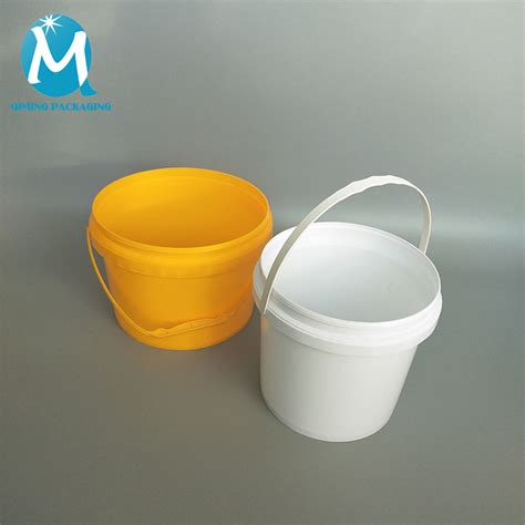 Wholesale Cheap Round Plastic Buckets Pails Qiming