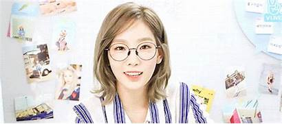 Glasses Generation Gifs Idols Taeyeon Pop Babe