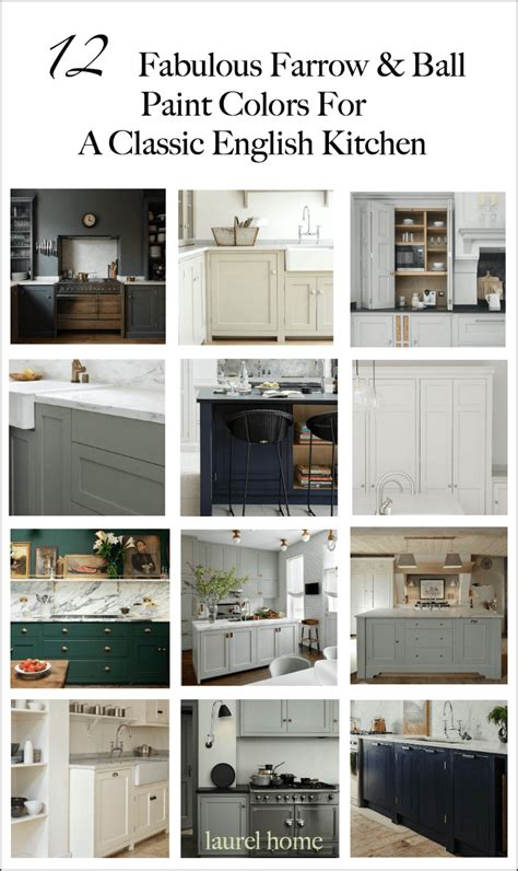 12 farrow and kitchen cabinet colors for the