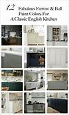 farrow and ball kitchen cabinet colors 12 Farrow and Ball Kitchen Cabinet Colors For The Perfect