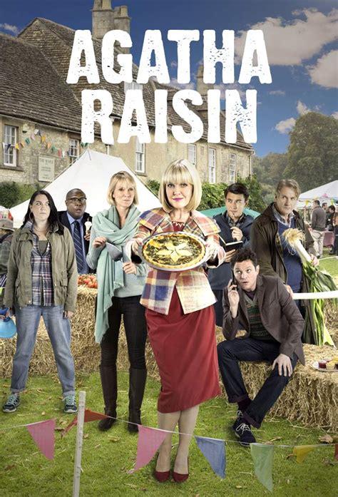 agatha raisin tv series  popcorn entertainment