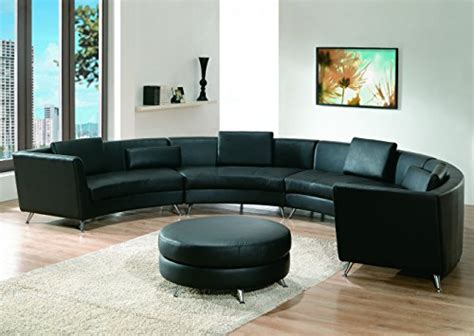 modern  furniture   contemporary leather long