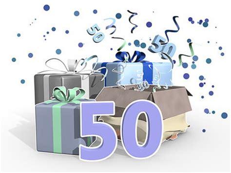 Geschenke Zum 50 Geburtstag Für Einen Mann Vorlagen