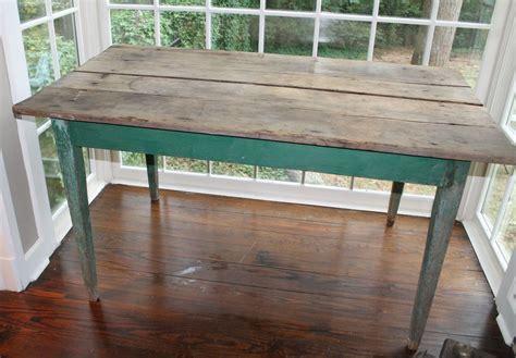 vintage side farm table ray rustic farm table farming