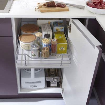 tiroir de cuisine coulissant tiroir coulissant melton castorama