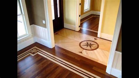 Wood Floor Designs Youtube
