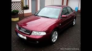 Audi A4 B5 Bremsleitung Vorne : audi a4 2 4 quattro typ b5 facelift ein zustandsbericht ~ Jslefanu.com Haus und Dekorationen