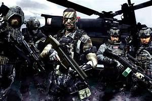 Navy Seal Sniper Wallpaper ·①