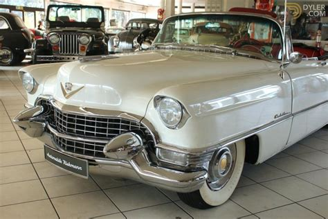 Cadillac Car For Sale by Classic 1955 Cadillac 62 Convertible For Sale Dyler