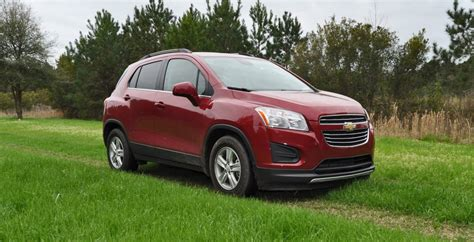 Review Chevrolet Trax by 2015 Chevrolet Trax Review
