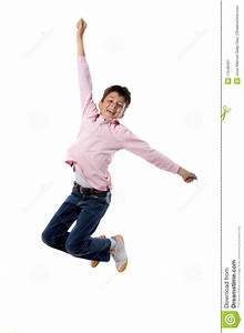 Child Jumping Royalty Free Stock Photography - Image: 11548407