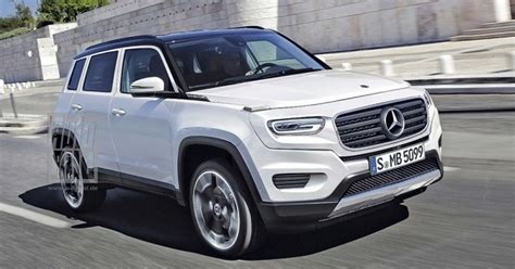 mercedes glg  suv   road capabilities