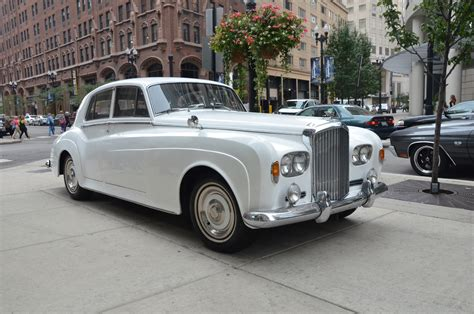 bentley silver 1965 bentley silver cloud 3 leather stock b350hn for