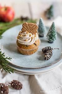 Cupcakes Mit Füllung : spekulatius cupcakes mit apfel zimt f llung cupcakes ~ Watch28wear.com Haus und Dekorationen