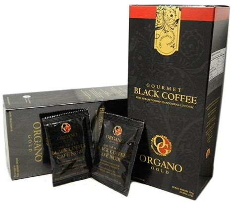 Black Coffee   Organo Gold Ganoderma Gourmet Black Coffee Wholesale