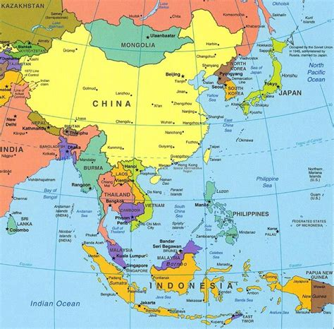 map  asia discover asia asia map asia travel map