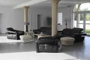 Decoration Maison Moderne : photo maison contemporaine coloree d co photo ~ Zukunftsfamilie.com Idées de Décoration