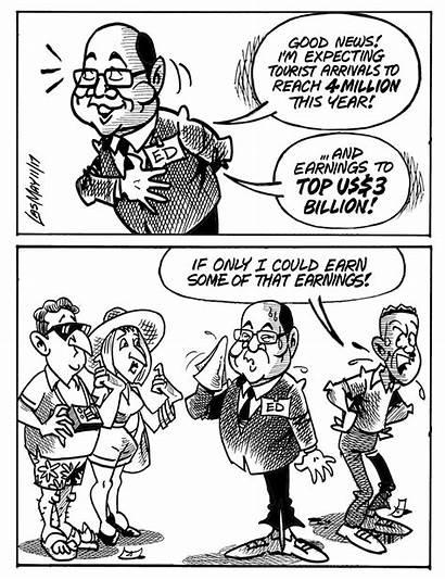 Jamaica Gleaner Saturday November Cartoon Cartoons