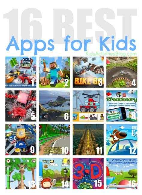 kids activities blog published   apps  kids