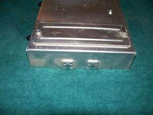 Sell 1994 Gmc C2500 Sierra Engine Control Unit V8 Manual P  N  16196396 Motorcycle In Waterville