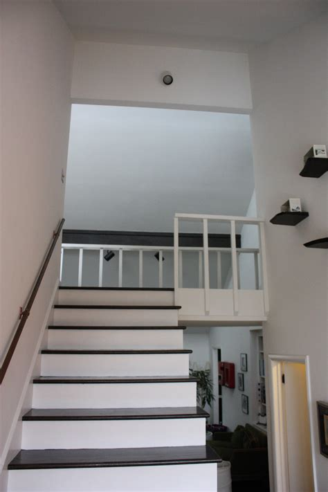 stairs modern stair railing  cool interior staircase