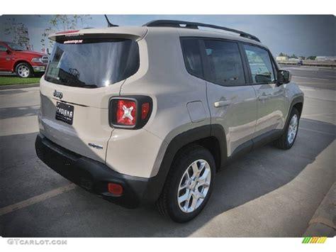 mojave jeep renegade 2015 mojave sand jeep renegade latitude 102884566 photo